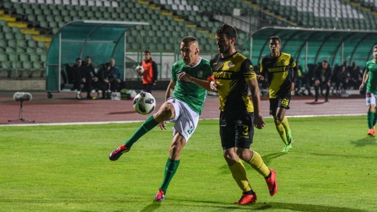 Берое - Ботев (Пловдив) 2:0