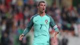 Кристиано Роналдо с разтежение след равенството със Сърбия?
