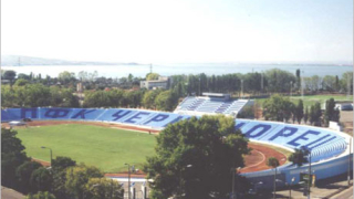 Черноморец ще строи уникален стадион в Бургас
