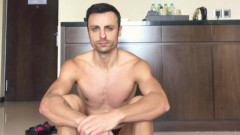 Бербатов напредва с йогата