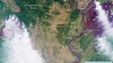 Русия: Пожарите в Сибир и наводненията в Иркутск са свързани с климатичните промени
