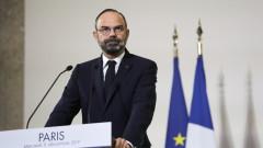 И Франция затваря магазините, ресторантите, кината