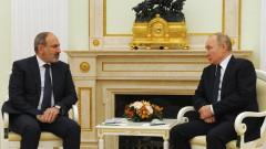 Армения иска повече руски войници на територията си
