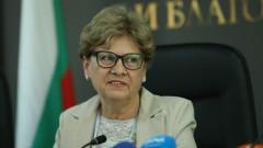 """Комитова още не е прочела решението на съда за """"Златен век"""""""