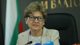 Виолета Комитова: Аз нямам власт над господин Беличев