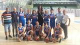 Пловдивският Академик се завръща в дамското баскетболно първенство