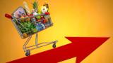 Инфлацията в България се ускори до 4,8%. Кое с колко поскъпва?