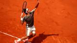 Федерер надви Вавринка, ще играе на полуфинал срещу Надал