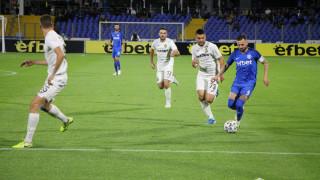 Бърз футбол, няколко отлични възможности, но без победител в първия полуфинал между Арда и Славия