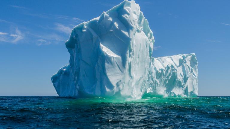 Гигантски айсберг се откъсна от Антарктида
