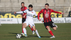 Локомотив (София) отново стъпи накриво като гост във Втора лига