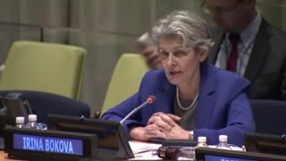 Лавров обсъди с Бокова надпреварата за шеф на ООН
