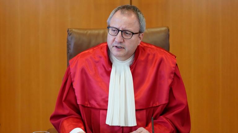 Конституционният съд на Германия проверява съдии за връзки с нацистите