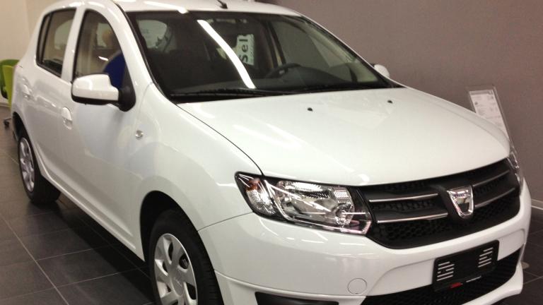 Dacia направи над 550 000 продажби през 2015-а