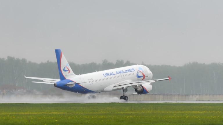 Пътнически самолет Airbus A320 на