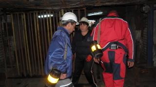 """Масово съкращават миньори в рудник """"Бабино"""""""