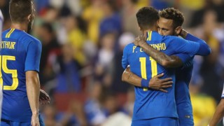 Бразилия разби Ел Салвадор