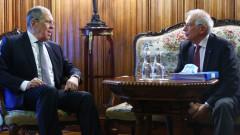 Брюксел обвини Русия в агресивно поведение заради експулсирането на евродипломати
