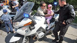 """Акция """"Ваканция"""" пази децата на пътя"""