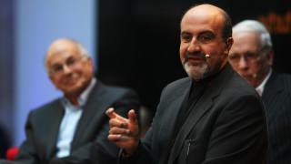 Насим Талеб: Забраавете за V-образното възстановяване