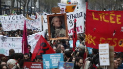 Макрон е готов да промени пенсионната реформа, но не и да се откаже