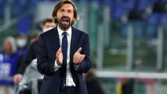 Пирло: Голямата цел на Ювентус не е Шампионската лига