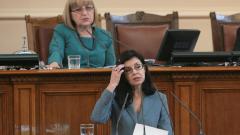 Кунева иска подкрепа и за антикорупционния закон