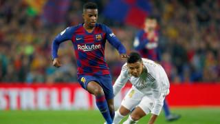 Защитник потвърди, че напуска Барселона