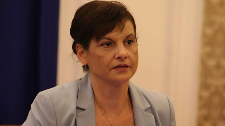 Дариткова обяви, че се оттегля от политиката