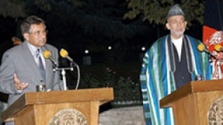 Кабул и Исламабад решени да загърбят недоверието помежду си
