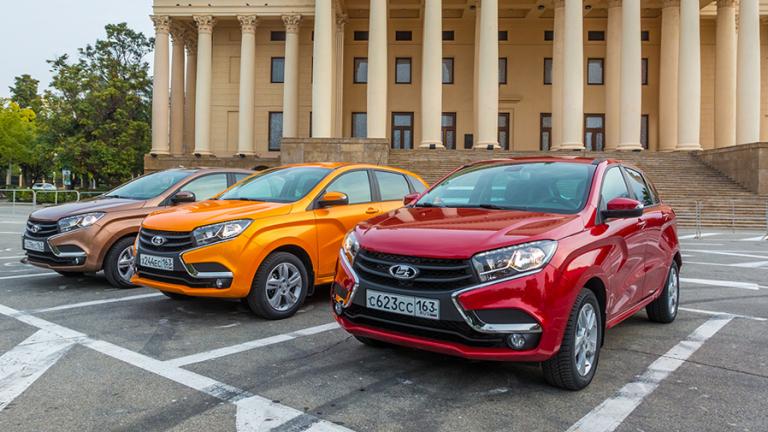 Какво се случва с Lada и АвтоВАЗ през тази и следващите години?