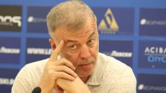 Наско Сираков: При Левски няма да има тирета, запетайки и точки!