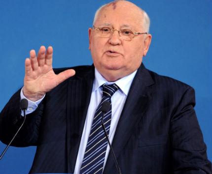 Референдумът в Крим поправи грешката на СССР, обяви Горбачов