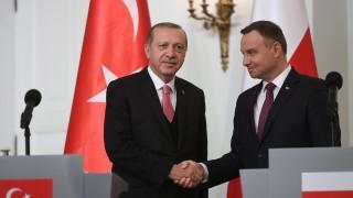 Полша подкрепи Турция да се присъедини към ЕС