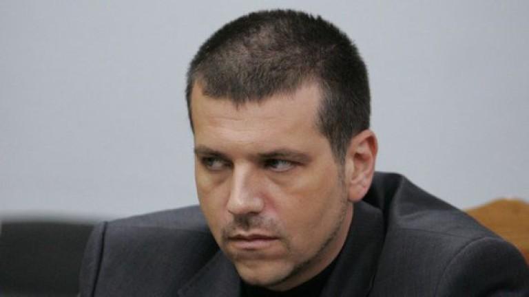 """Калин Георгиев: В МВР има """"памперси"""" - за да не миришат, трябва да се сменят"""