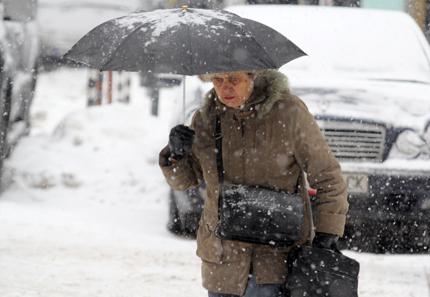 Снежна Коледа обещават синоптиците