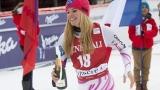Тина Вайратер отвя конкуренцията във Вал д'Изер