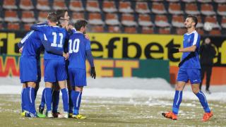 Казахстански тим нанесе първо поражение на Монтана в зимните контроли
