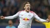 РБ Лайпциг спечели първа победа в Шампионската лига за отбор от Източна Германия
