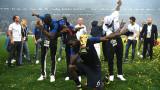 Пол Погба с уникален жест към националния отбор на Франция