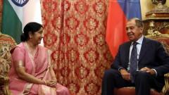 Русия и Индия се заричат все повече да търгуват в рубли и рупии