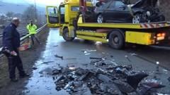 Трима българи са загинали в жестока катастрофа в Германия