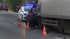 Една жертва в тежка катастрофа на пътя между Бяла и Попово