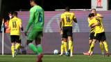 Борусия (Дортмунд) победи като гост Волфсбург с 2:0