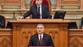 Вишеградската четворка и Австрия ще укрепват външните граници на ЕС