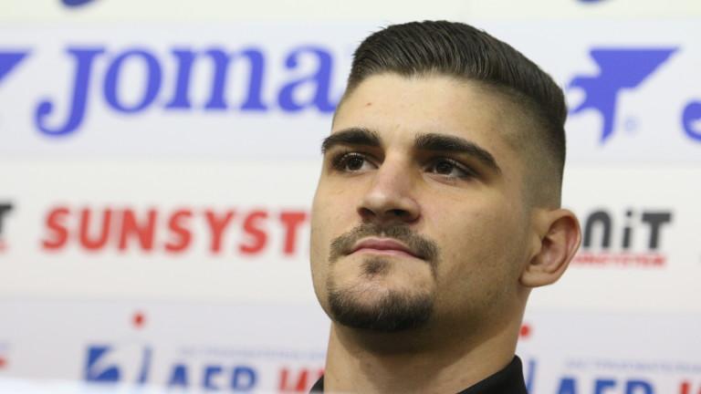Преслав Боруков е трансферна цел №1 на Левски