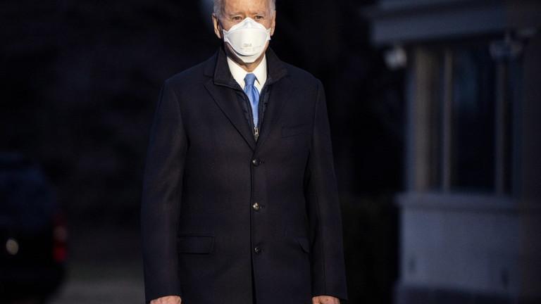 Байдън участва в първата си среща с Г-7