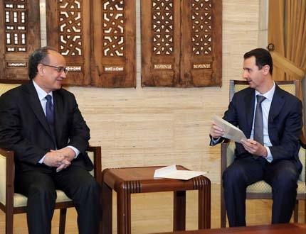 Асад обеща реформи срещу спиране на бунтовете