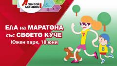 Първият в България маратон с кучета ще се проведе в София