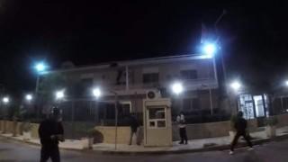 Анархисти удариха посолството на Иран в Атина